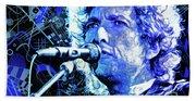 Tangled Up In Blue, Bob Dylan Beach Sheet