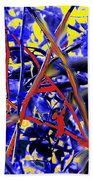 Tangled Web Beach Towel