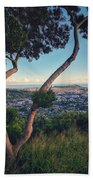 Tantalus Views Beach Towel