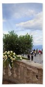 Taormina Square Beach Towel
