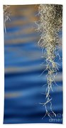 Tarpon Springs Moss Beach Towel