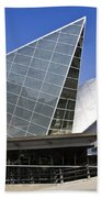 Taubman Museum Of Art Roanoke Virginia Beach Towel