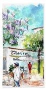 Tavira 06 Beach Towel