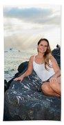 Taylor 033 Beach Towel