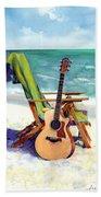 Taylor At The Beach Beach Towel