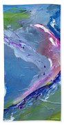 Teahupoo Beach Towel