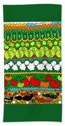 Teamsters Beach Towel by Rojax Art