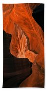 Tectonic Plates Beach Towel by Mike  Dawson