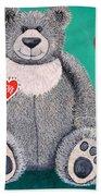 Teddy Bear Eli Beach Towel