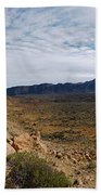 Teide Nr 14 Beach Towel