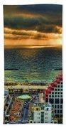 Tel Aviv Lego Beach Towel