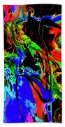 Tempest Of The Storm Beach Towel