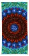 Ten Minute Art 082610-5 Beach Towel