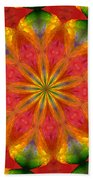 Ten Minute Art 090610-a Beach Towel