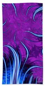Tendrils Through The Mists Of Time Beach Towel