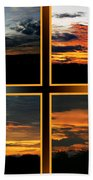Tennessee Sunset Beach Towel