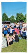 Tentertainment Music Festival 2015 Beach Sheet