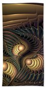 Tertiary Harmonics Beach Towel