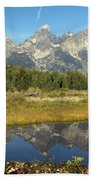 Teton 5 Beach Towel