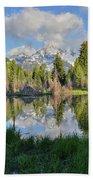 Teton Mirror Image Beach Sheet