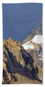 Teton Peaks Beach Towel