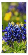 Texas Bluebonnets 006 Beach Towel