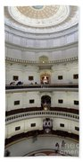 Texas State Capital  Beach Towel