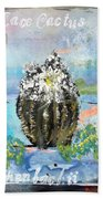 Texas Wildflowers Tp A D Beach Towel