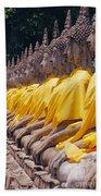 Thailand, Ayathaya Beach Towel