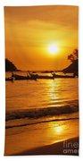 Thailand, Phuket Beach Towel