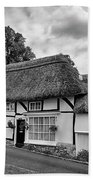 Thatched Cottages Of Hampshire 13 Beach Towel