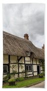 Thatched Cottages Of Hampshire 14 Beach Towel