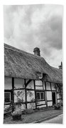 Thatched Cottages Of Hampshire 15 Beach Towel