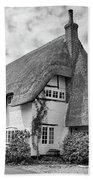 Thatched Cottages Of Hampshire 17 Beach Towel