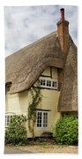 Thatched Cottages Of Hampshire 18 Beach Towel