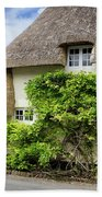 Thatched Cottages Of Hampshire 19 Beach Towel