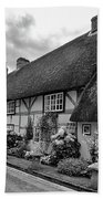 Thatched Cottages Of Hampshire 22 Beach Towel