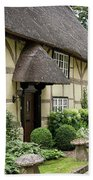Thatched Cottages Of Hampshire 25 Beach Towel