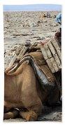 The Afar People  Beach Sheet