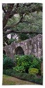 The Alamo Oak Beach Towel