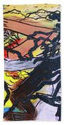 The American Experiment Beach Towel