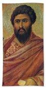 The Apostle Bartholomew 1311 Beach Towel