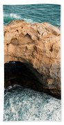 The Arch At Port Campbell National Park Beach Towel