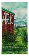 The Ark Wa. Beach Towel