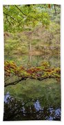 The Arsenic Lake Devon Great Consols Beach Towel