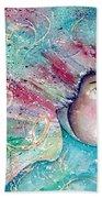 The Artist's Mind  Beach Towel