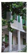 The Audubon House - Key West Florida Beach Towel