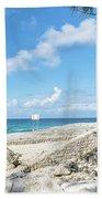The Bahamas Islands Beach Towel