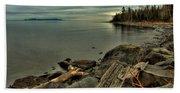 The Bay Of Thunder Beach Sheet