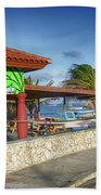 The Beach - Arashi Beach - Aruba - West Indies Beach Towel